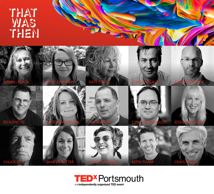 TEDxPortsmouth 2018 Speakers
