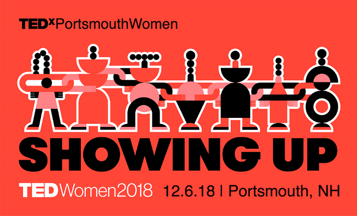 Register for TEDxPortsmouthWomen 2018 Now!
