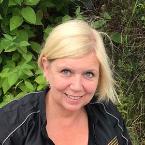 Linda Porter, Volunteer Coordinator