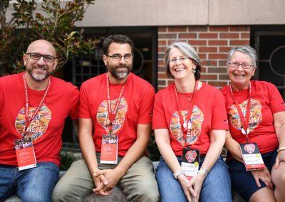 TEDx 2018 Volunteers