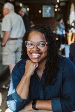 Courtney Daniel, Community Outreach Director