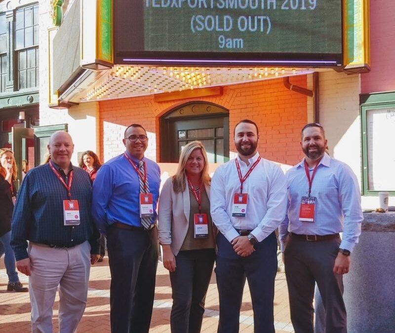 Sponsor Spotlight: With Kennebunk Savings' Community Relations & Social Responsibility  Manager, Liz Torrance